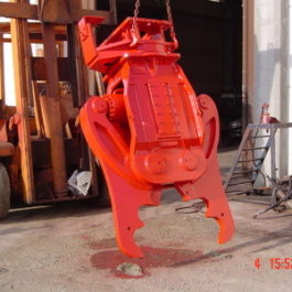 Demolator hidraulic - Model PDI