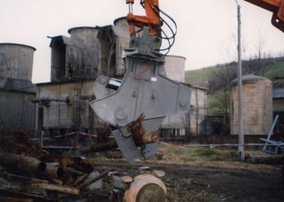Foarfecă hidraulică – model CDIS